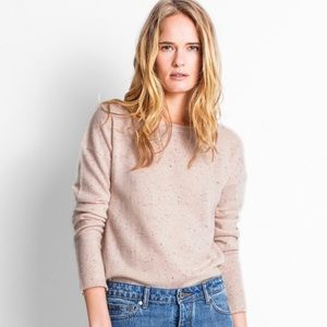 ZADIG & VOLTAIRE-CICI CASHMERE STAR PATCH SWEATER